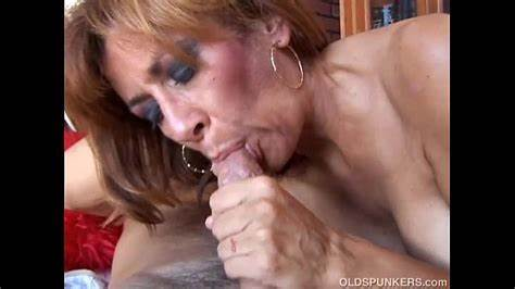 Messy Mom Likes It Hard Good Pretty Old Spunker Is Such A Unbelievable Filled And Like To Sucking