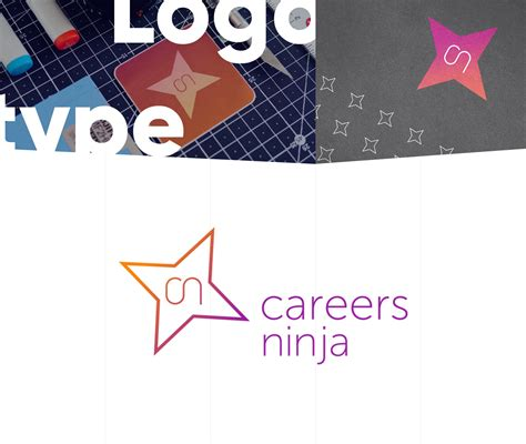 foto de Careers Ninja Branding UI/UX on Behance