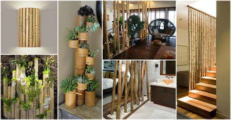 Wall bamboo outdoor plants decal office bedroom vinyl wall mural decor sticker. Eye Catching Bamboo Home Decor Ideas - Garden Ideas & Outdoor Decor
