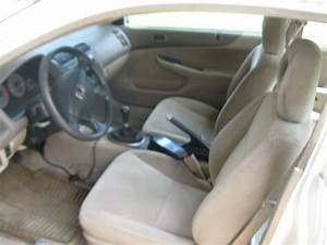 Find Used 2001 White Honda Civic Lx Two