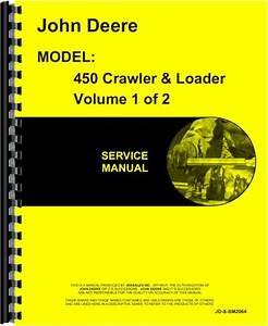 John Deere 450 Crawler Service Manual
