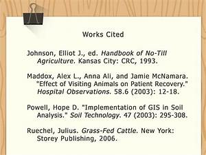 Mla Format Works Cited Template Awesome How To Cite Sources In An Essay Mla Thatsnotus