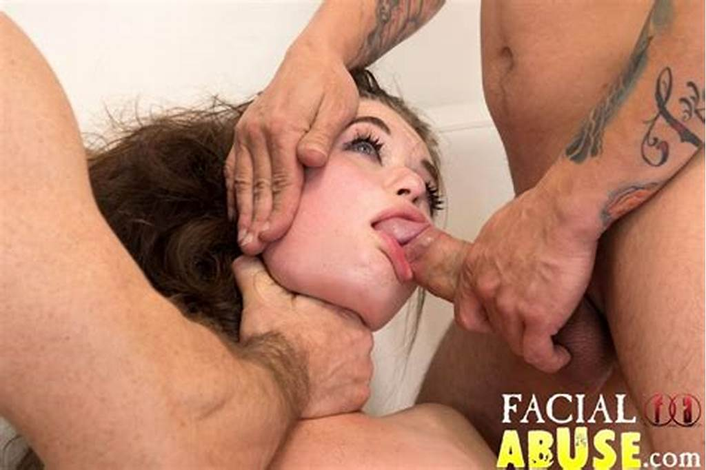#Facial #Abuse #Pancake #Tits