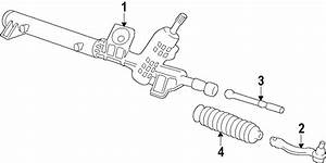 Ford Fiesta Rack And Pinion Bellows Kit  2011