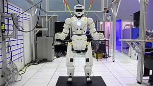 Valkyrie: NASA's Superhero Robot - YouTube