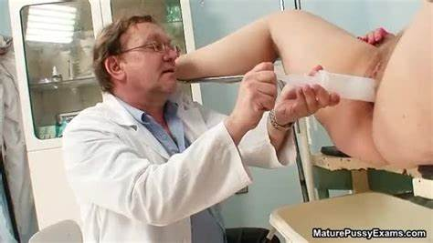 Slave Fucks With Old Patient