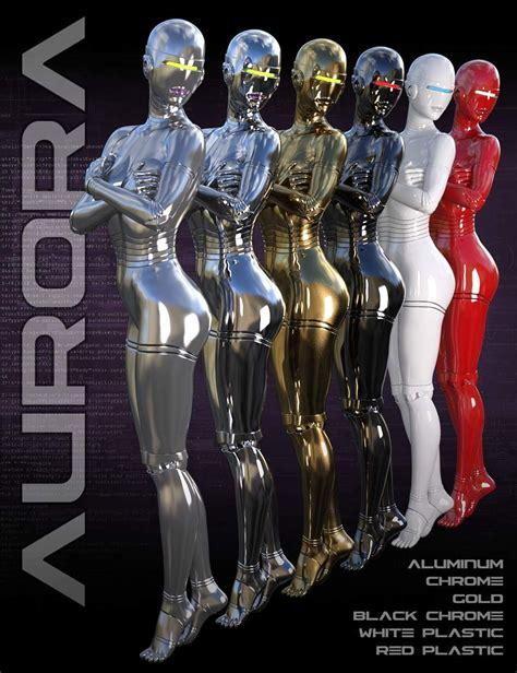 Aurora Bot for Genesis 3 Female | Genesis 3, Genesis, Female