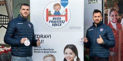 I Hajduk podržava humanitarnu akciju