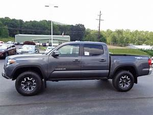 Used New 2017 Tacoma Double Cab 4x4 Trd Off Road 6 Speed
