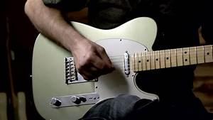 Fender N3 Noiseless U2122 Tele Pickups  Set Of 2