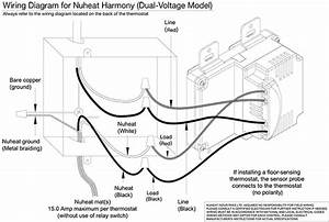 Nuheat Home Thermostat Wiring Diagram