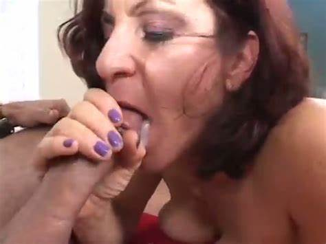 Hentai Mature Drinking Jizzload And Taking Dild