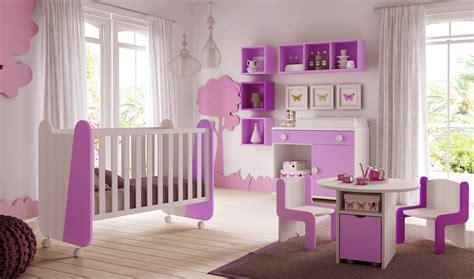 photo de chambre fille chambre de bébé fille avec lit design et colorée glicerio