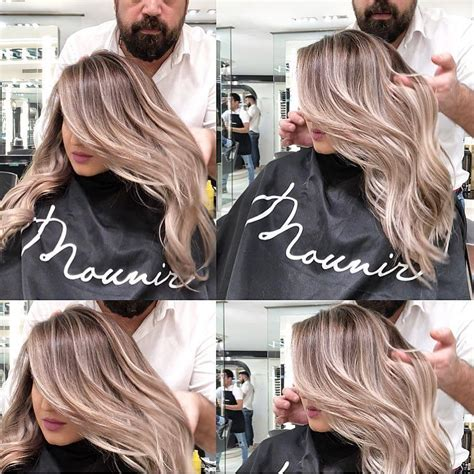Hair color by mounir Color made by mounir s product #