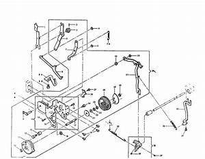 Singer Model 417 401 Type Hook Mechanical Sewing Machines