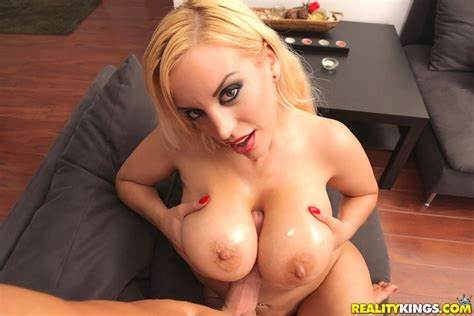 Blondie Fesser Sexy Giant Dick Solid Boobs