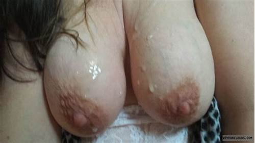 Fresh Tits Making Stiff Penis Produce Facial #Cum #Covered #Nipples