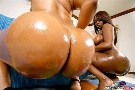Saggy Juisy Biggest Ebony Booty For You