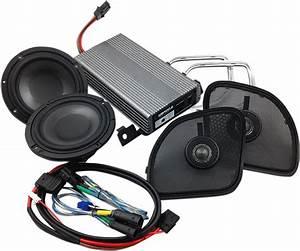 Wild Boar Black Front 400 Watt Amp  U0026 Speaker Kit For 15