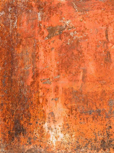 Rusty textured metal background Metal background