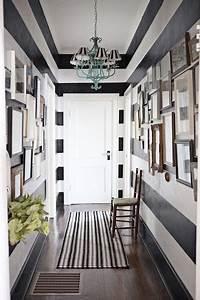 10 idees pour amenager un couloir etroit blog deco With attractive couleur peinture mur 1 10 idees originales pour peindre son interieur blog deco