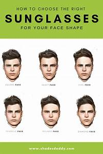 How To Choose The Rigth Sunglasses For Your Face Shape