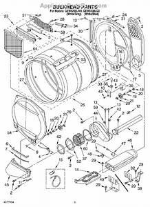 33 Maytag Bravos Washer Parts Diagram