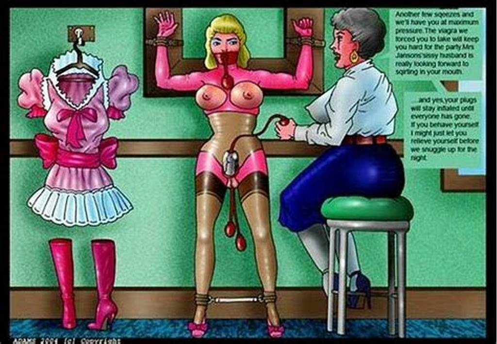 #Forced #Feminization #Art