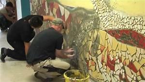 Mosaik Fliesen Verfugen : mosaik projekt 2011 clip 2 die schulung k nstlerisch ~ A.2002-acura-tl-radio.info Haus und Dekorationen