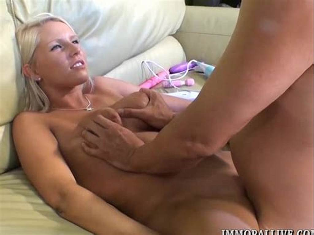 #Hot #Young #Blonde #Gets #Fucked #Until #She #Squirts