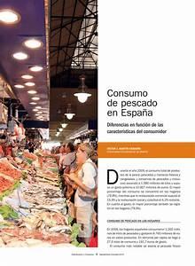 Pdf  Consumo De Pescado En Espa U00f1a