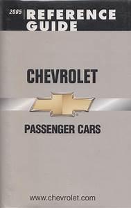 2005 Chevy Impala Monte Carlo Repair Shop Manual Original