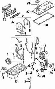 Engine Parts For 1998 Mitsubishi Mirage De