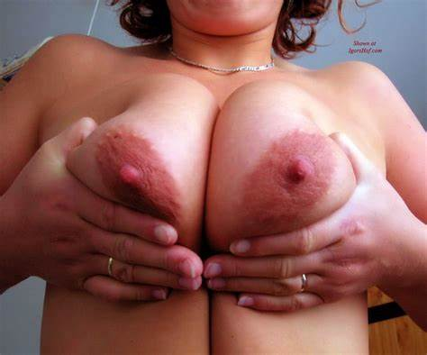 Legal Huge Boob Squeezed