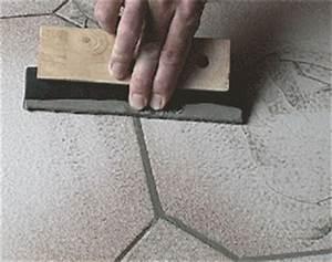 Faire Des Joints De Carrelage : faire des joints de carrelage au sol video ~ Dailycaller-alerts.com Idées de Décoration