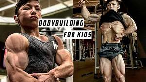 Bodybuilding For Kids  Does It Block The Height Growth  What Age Should A Kid Start Working Out