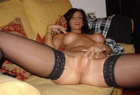 Shaved Mexican Housewife Playing With Herself
