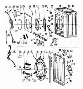 Haier Dryer Parts