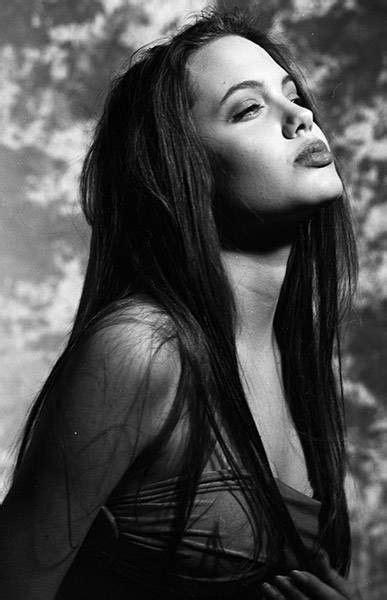 16 gadus vecās Andželinas Džolijas fotosesija | Photo sessions, Photo, 16 year old