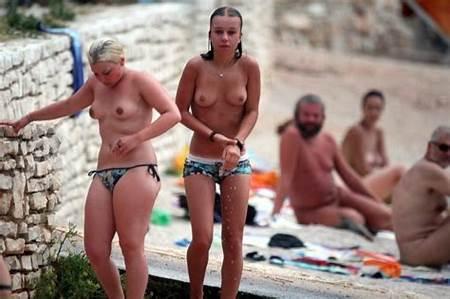 Teen Candids Nude