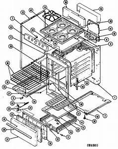 Ge Jgas02pn1 Gas Range Parts