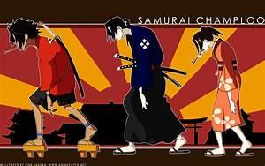 Samurai Champloo Jin Mugen Fuu Kasumi wallpaper ...