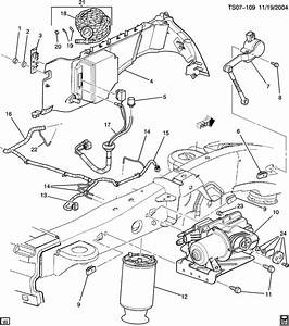 Buick Rainier Sensor  Air Suspension Leveling Or Level