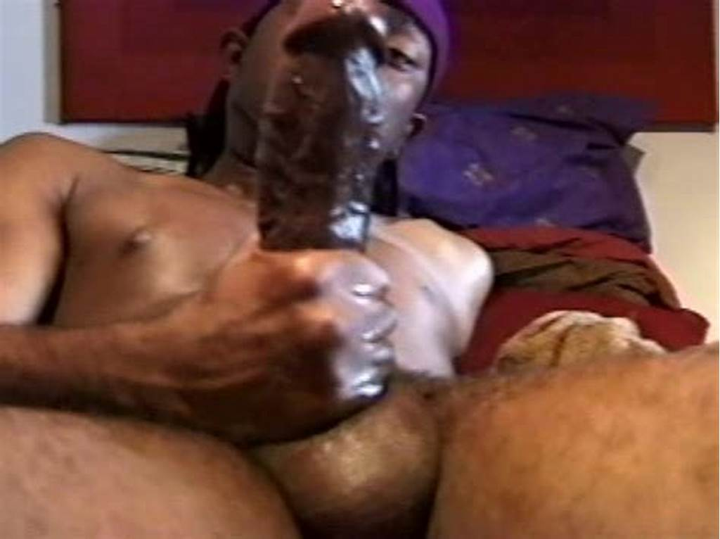 #Black #Guy #Jerk #Dick #Off