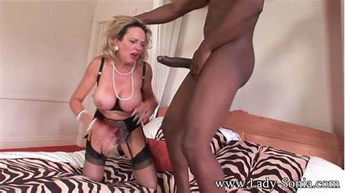 Interracial Porn With Body Heavy In Latex #Milf #Lady #Sonia #Having #Rough #Sex #With #Black #Dude