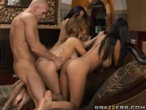 Candy Manson And Sienna West Assfuck Over Load