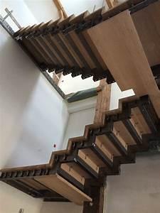 Escalier Metal Et Bois : escalier bois m tal delineo sa ~ Dailycaller-alerts.com Idées de Décoration