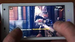 Zte Blade G Lux V830 Modern Combat 5 Gameplay
