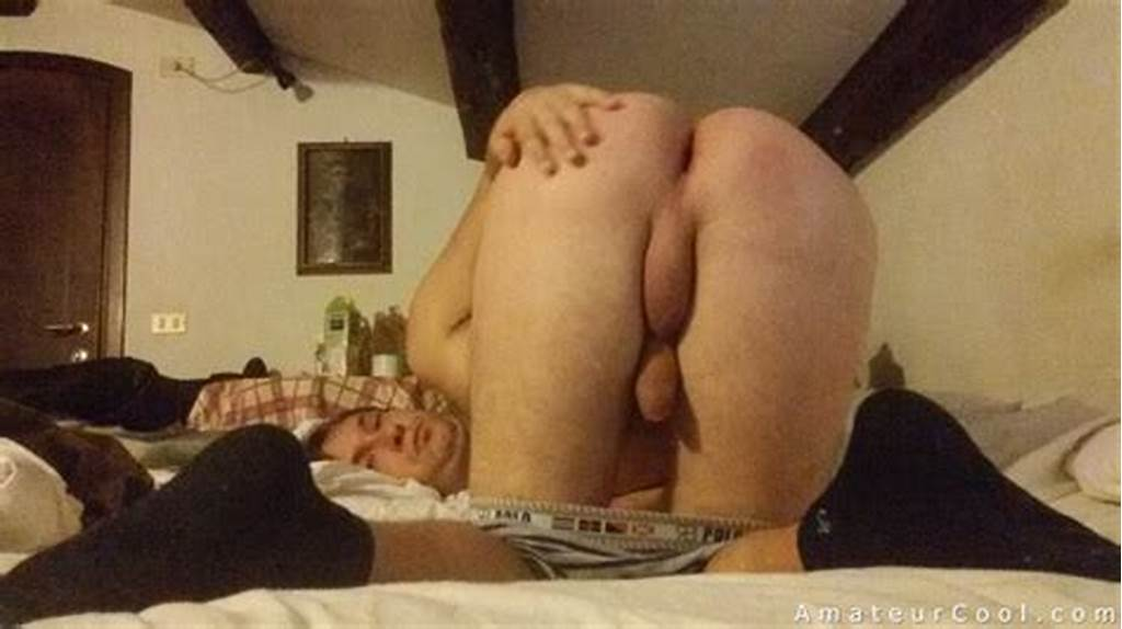 #Sissy #Gay #Man #Shows #His #Gaping #Ass #Selfies