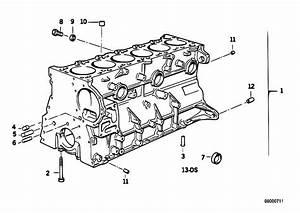 Original Parts For E36 325i M50 Sedan    Engine   Engine